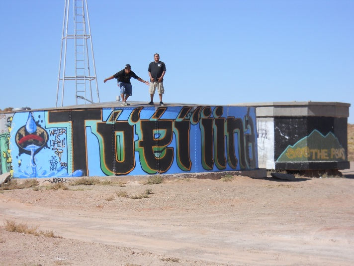 """Water IS LIFE!!"" ""NOt Profit!!"" Remember?? In 2010 the Navajo Nation was in a battle over Water. We ended up losing our right to our own water forever..."