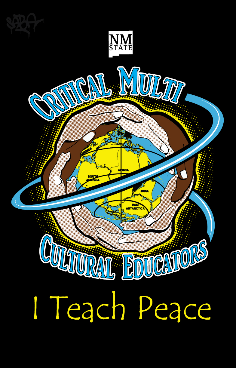 Multicultu​ral-TShirt-designed-by-Saba