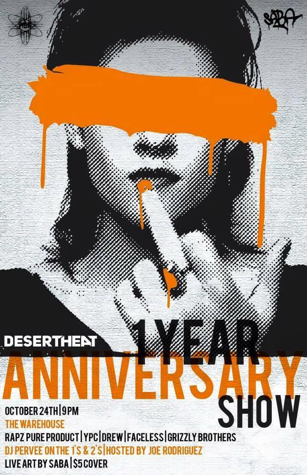 Desert Heat Anniversary